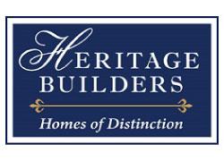 Heritage Builders sponsor
